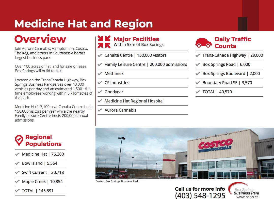 Medicine Hat and Region